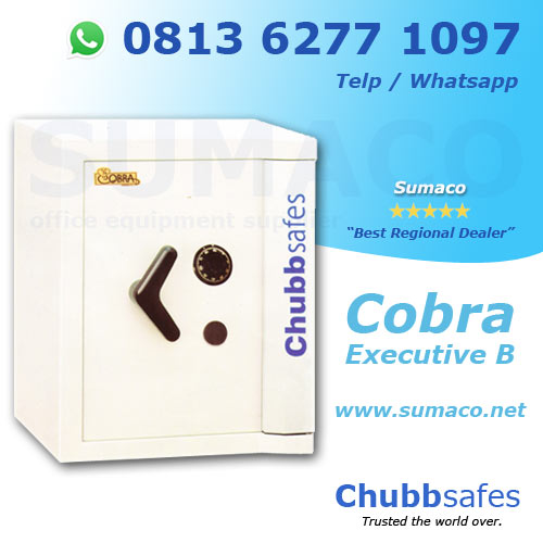 Jual Brankas Chubb Safes Cobra Executive B