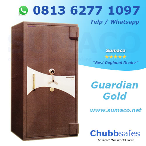 Jual Brankas Chubb Safes Guardian Gold