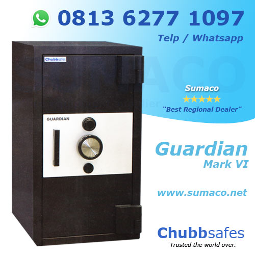 Jual Brankas Chubb Safes Guardian