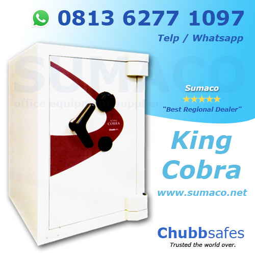 Jual Brankas Chubb Safes King Cobra